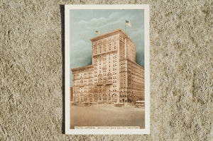 Vintage Post Card - Hotel Imperial