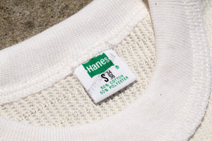 Hanes - Cotton Polyester Honey Comb Thermal Shirt