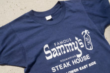 Load image into Gallery viewer, 50/50 - Sammy's Steak House Souvenir Tee Shirt