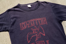 Load image into Gallery viewer, Unknown Brand - Led Zeppelin 1977 U.S Tour Tee Shirt