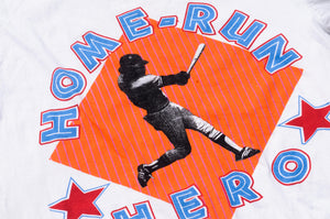 SHORT HILLS - Home-Run Hero Baseball Tee shirt