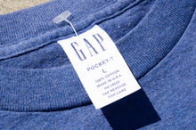 Load image into Gallery viewer, GAP - All Cotton Pocket Tee Shirt