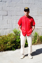 Load image into Gallery viewer, King Louie - Rayon Gabardine Loop Collar Bowling Shirts