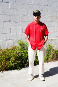 King Louie - Rayon Gabardine Loop Collar Bowling Shirts