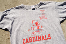 Load image into Gallery viewer, Champion - Cardinals Heather Grey Tee Shirt