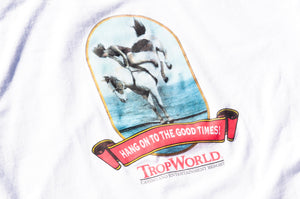 SCREEN STAR -TropWorld Casino Resort Souvenir  Tee Shirt