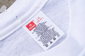 Hanes - All Cotton Crew Neck Pack T shirt