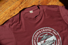 Load image into Gallery viewer, Screen Stars - NYC Transit Authority Tee Shirt
