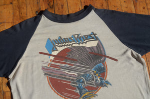 Unknown Brand - Judas Priest 1982-83 World Tour Tee Shirt