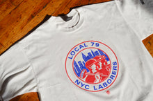 Load image into Gallery viewer, Platinum Plus - Local 79 NYC Laborers Tee shirt