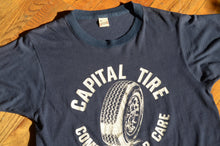 Load image into Gallery viewer, Screen Stars - Capital Tire Print Tee Shirt
