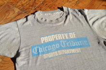 Load image into Gallery viewer, Unknown Brand - Chicago Tribune Tee Shirt