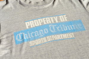 Unknown Brand - Chicago Tribune Tee Shirt
