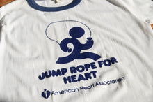 Load image into Gallery viewer, Moorewear - Jump Rope for Heart Tee Shirt