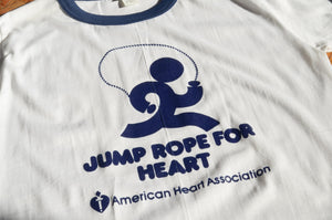 Moorewear - Jump Rope for Heart Tee Shirt