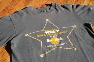 Hanes - Hard Rock Cafe Live Long Sleeve Tee Shirt