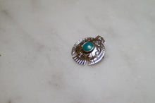 "Load image into Gallery viewer, Fred Harvey Era ""Navajo"" Handmade Thunderbird  Pin"