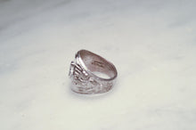 Load image into Gallery viewer, USAF Sterling Silver Signet Ring
