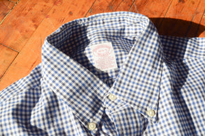 Brooks Brothers - Makers Gingham Button Down Shirts