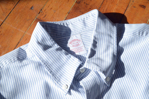 Brooks Brothers - Oxford Stripe Button Down Shirts