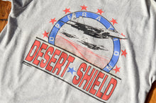 Load image into Gallery viewer, Unknown Brand - Desert Shield Souvenir Print Tee Shirt