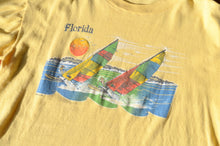 Load image into Gallery viewer, Unknown Brand - Florida Souvenir Print Tee Shirt