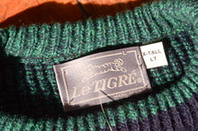 Load image into Gallery viewer, Le TIGRE - Acrylic Knit Sweater