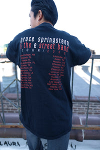 All Sport - Bruce Springsteen & The E Street Band 2000 Tour Tee Shirt