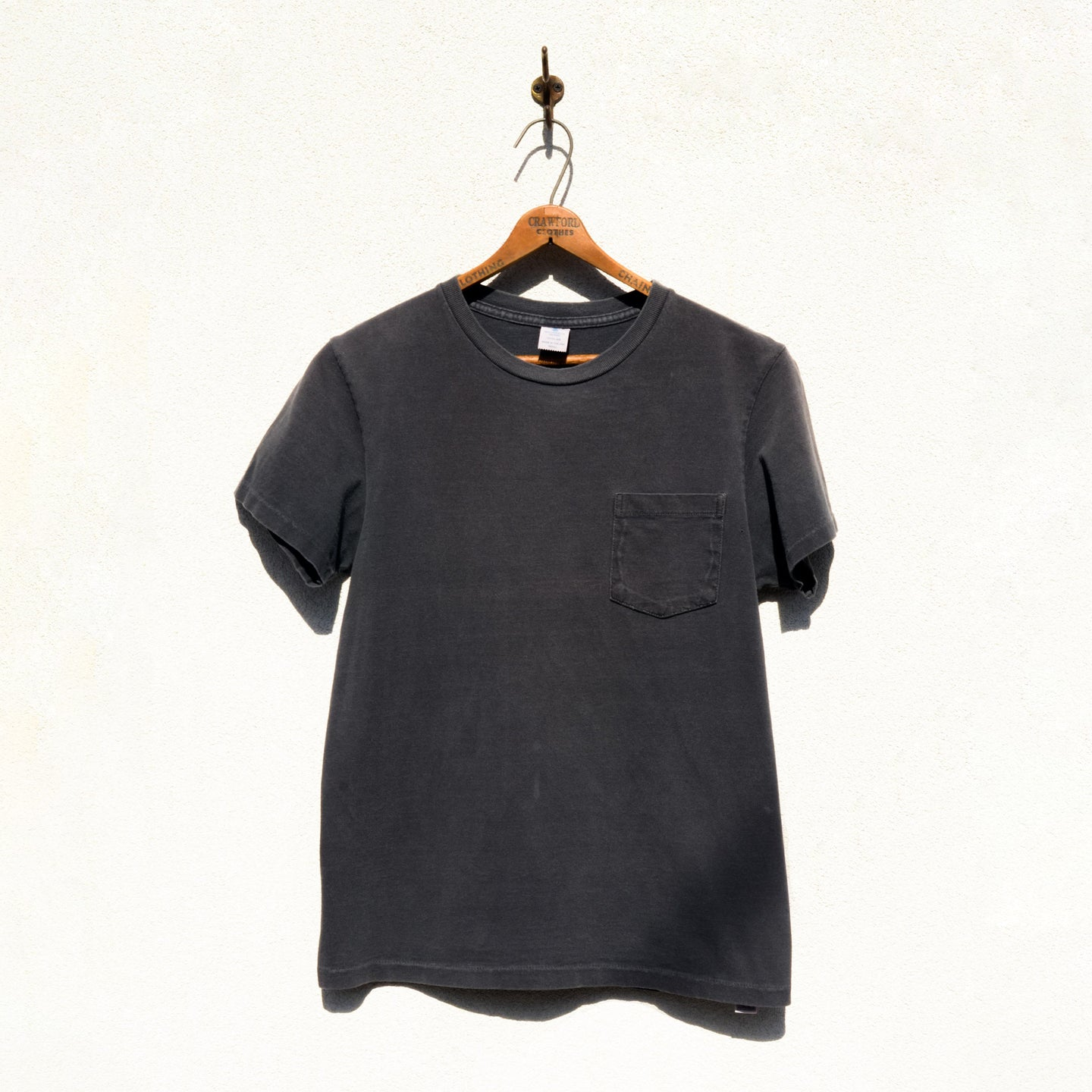 Unknown Brand - All Cotton Pocket T shirt