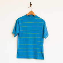 Load image into Gallery viewer, Unknown Brand - High Neck Boarder Tee Shirt