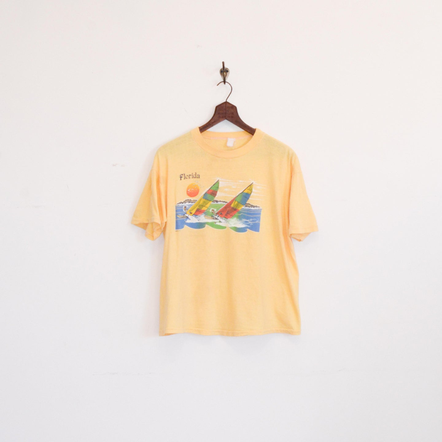 Unknown Brand - Florida Souvenir Print Tee Shirt