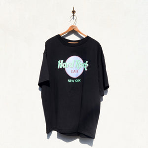 Hard Rock CAFE - New York Souvenir print T shirt