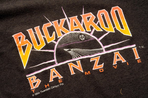 Unknown Brand - Buckaroo Banzai Movie Tee Shirt