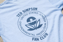 Load image into Gallery viewer, Screen Stars - Ted Simpson Fan Club Print Tee Shirt