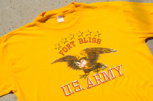 Unknown Brand - U.S Army Fort Bliss Tee Shirt