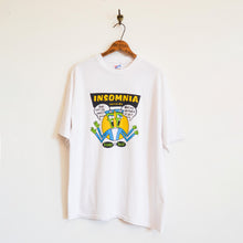 Load image into Gallery viewer, Hanes - Insomnia Records Tee Shirt