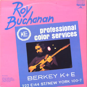 Roy Buchanan - Professional Color Service