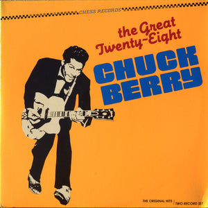 Chuck Berry ‎- The Great Twenty-Eight