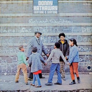 Donny Hathaway ‎- Everything Is Everything