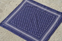 Load image into Gallery viewer, Tower - Polka Dot Cotton Bandana