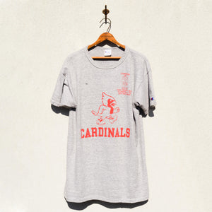 Champion - Cardinals Heather Grey Tee Shirt