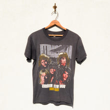 Load image into Gallery viewer, Fruit of the Loom - Aero Smith 1985 Done With Mirrors Tour Tee Shirt