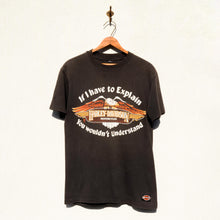 Load image into Gallery viewer, Harley-Davidson - Eagle Print Tee Shirt