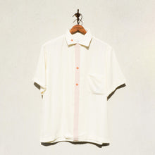 Load image into Gallery viewer, NAT NAST - Rayon Gabardine Loop Collar Bowling Shirts