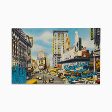Load image into Gallery viewer, Vintage Post Card - Times Square