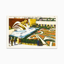 Load image into Gallery viewer, Vintage Post Card - Rockefeller Plaza