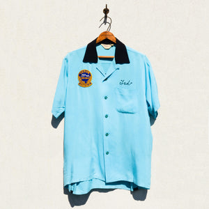 Top Score - Rayon Loop Collar Bowling Shirts
