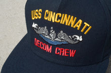 Load image into Gallery viewer, USS Cincinnati USN Cap