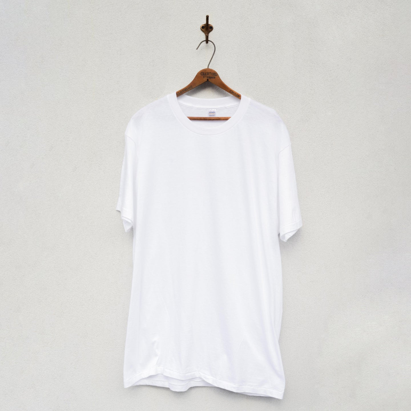 Jockey - All Cotton Crew Neck Pack T shirt