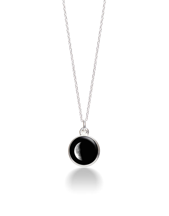 Moonglow Charmed Simplicity Necklace - 2D